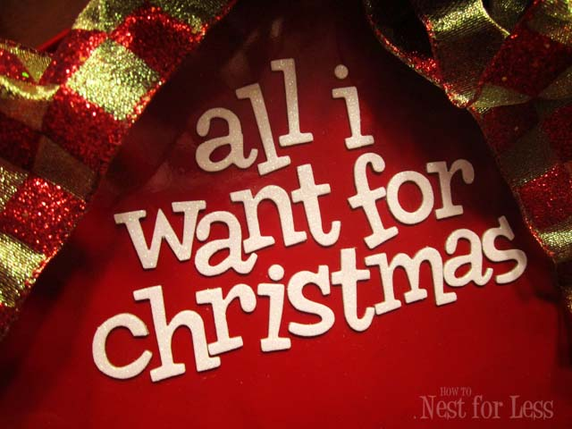 All i want for Christmas.... - Mumma Diaries