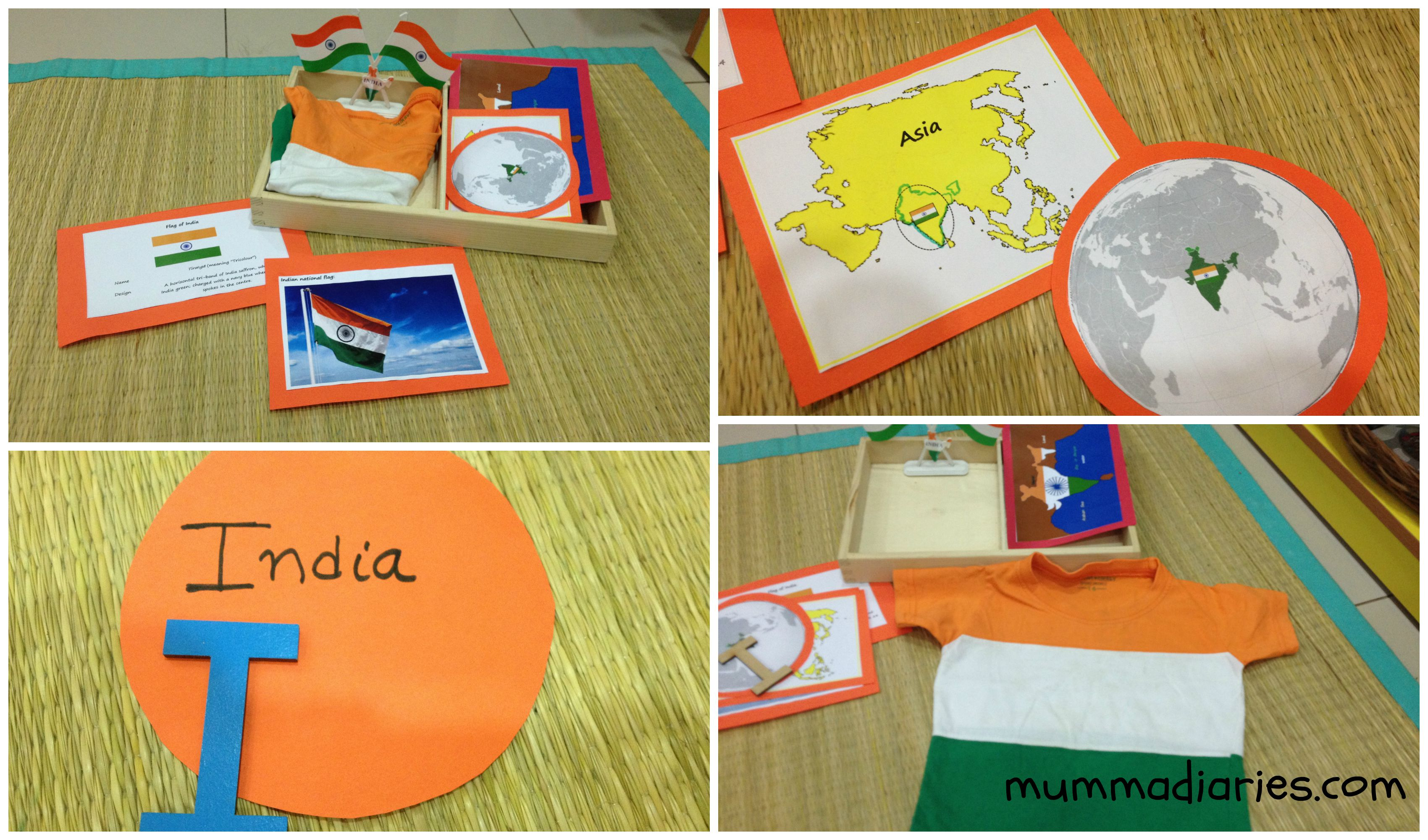 India Flag Theme: India-themed Activities For Toddlers And Preschoolers