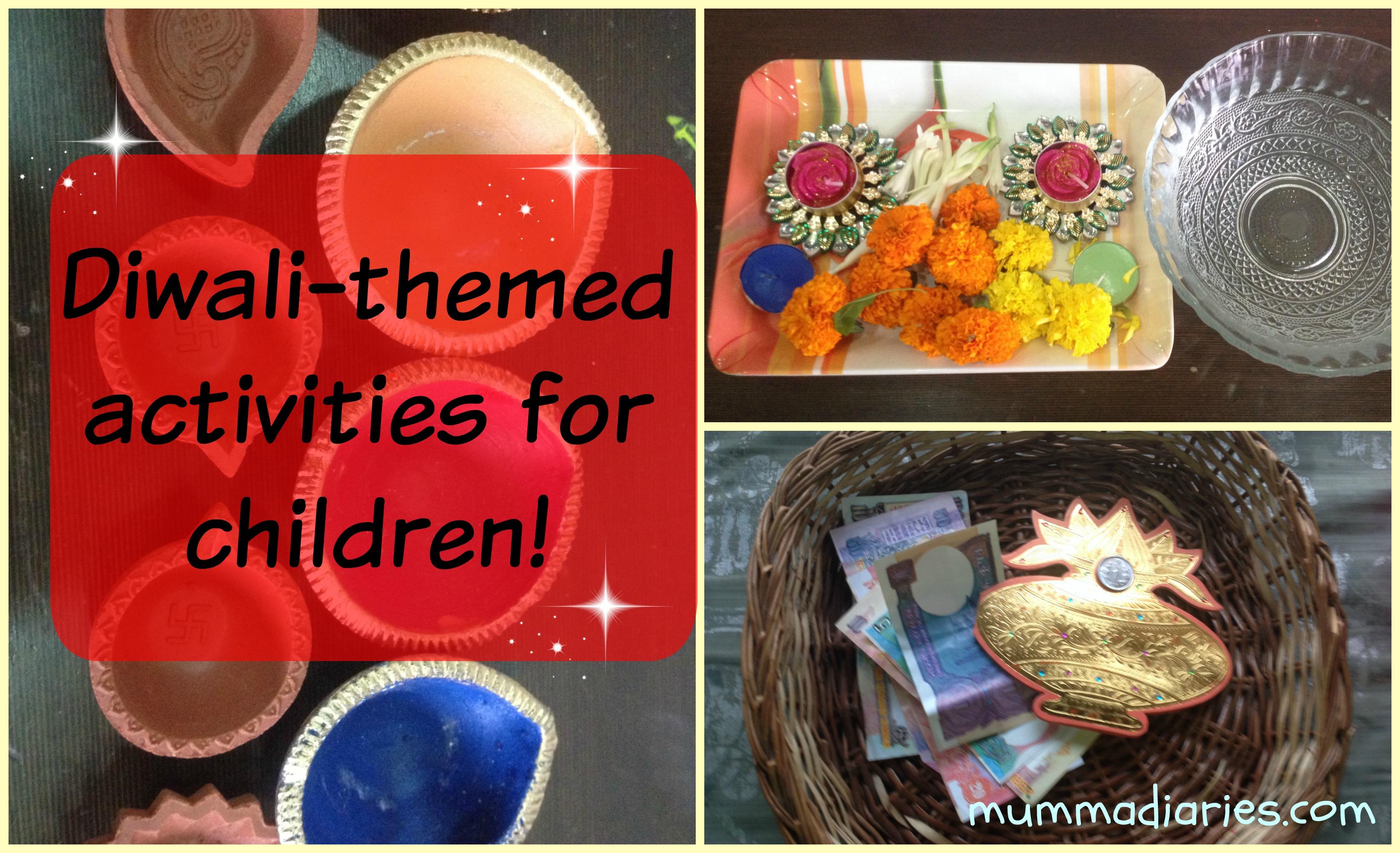 diwali activities for preschoolers diwali themed activities for children mumma diaries 468